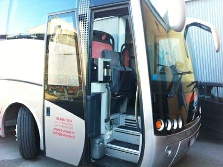 Bus Granturismo Eurosar 1