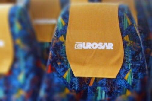 Interni minibus Eurosar